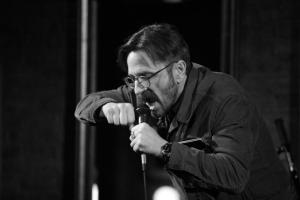 Marc Maron at Wiggle Room June 13, 2014. Photo by Mike White